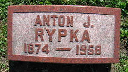 RYPKA, ANTON J. - Linn County, Iowa | ANTON J. RYPKA