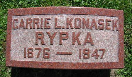RYPKA, CARRIE L. - Linn County, Iowa | CARRIE L. RYPKA