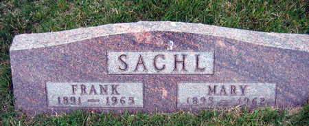 SACHL, MARY - Linn County, Iowa | MARY SACHL