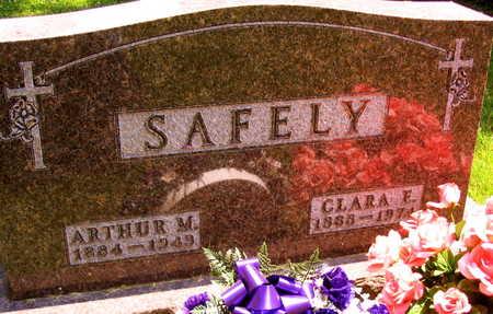 SAFELY, ARTHUR M. - Linn County, Iowa | ARTHUR M. SAFELY