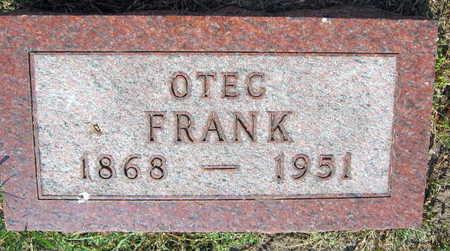 SAFRANEK, FRANK - Linn County, Iowa | FRANK SAFRANEK