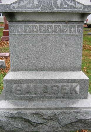 SALASEK, FAMILY STONE - Linn County, Iowa | FAMILY STONE SALASEK