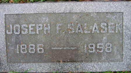 SALASEK, JOSEPH F. - Linn County, Iowa | JOSEPH F. SALASEK