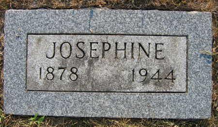 SALASEK, JOSEPHINE - Linn County, Iowa | JOSEPHINE SALASEK