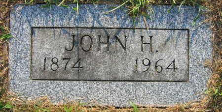 SALASEK, JOHN H. - Linn County, Iowa | JOHN H. SALASEK