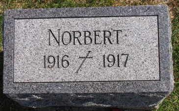 SAMPSON, NORBERT - Linn County, Iowa | NORBERT SAMPSON
