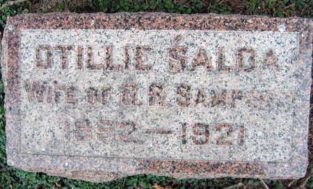 SALDA SAMPSON, OTILLIE - Linn County, Iowa | OTILLIE SALDA SAMPSON