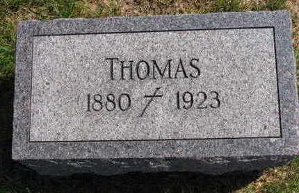 SAMPSON, THOMAS - Linn County, Iowa | THOMAS SAMPSON