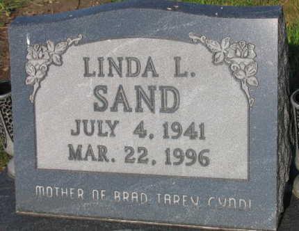 SAND, LINDA L. - Linn County, Iowa | LINDA L. SAND
