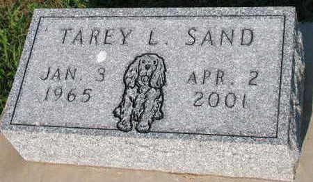 SAND, TAREY L. - Linn County, Iowa | TAREY L. SAND