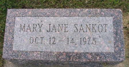 SANKOT, MARY JANE - Linn County, Iowa | MARY JANE SANKOT