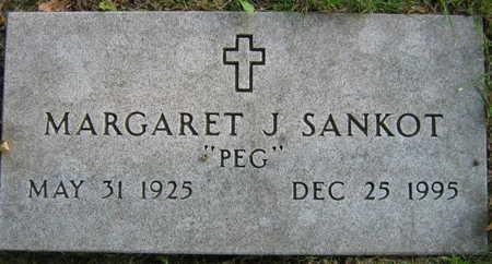 SANKOT, MARGARET J. - Linn County, Iowa | MARGARET J. SANKOT