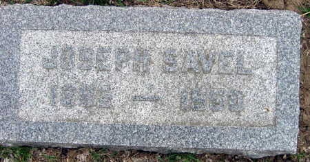 SAVEL, JOSEPH - Linn County, Iowa | JOSEPH SAVEL