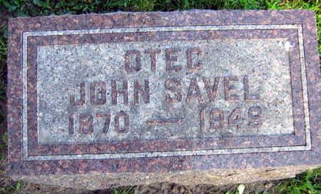 SAVEL, JOHN - Linn County, Iowa | JOHN SAVEL