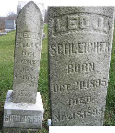 SCHLEICHER, LEO J. - Linn County, Iowa | LEO J. SCHLEICHER