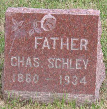 SCHLEY, CHAS. - Linn County, Iowa | CHAS. SCHLEY