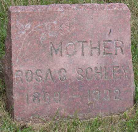 SCHLEY, ROSAC - Linn County, Iowa | ROSAC SCHLEY