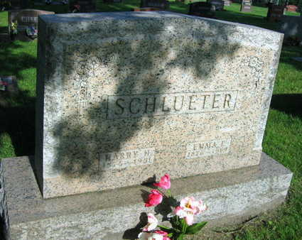 SCHLUETER, HARRY J. - Linn County, Iowa | HARRY J. SCHLUETER