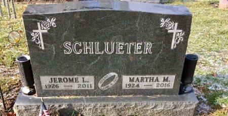 SCHLUETER, MARTHA M. - Linn County, Iowa | MARTHA M. SCHLUETER