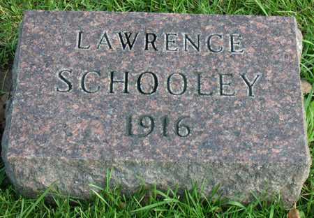 SCHOOLEY, LAWRENCE - Linn County, Iowa | LAWRENCE SCHOOLEY