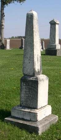 SCHOTTLE, BENNIE E. - Linn County, Iowa | BENNIE E. SCHOTTLE