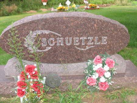 SCHUETZLE, BURRELL D. - Linn County, Iowa | BURRELL D. SCHUETZLE