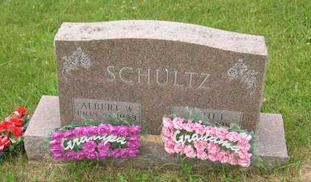 SCHULTZ, ALBERT W. - Linn County, Iowa | ALBERT W. SCHULTZ