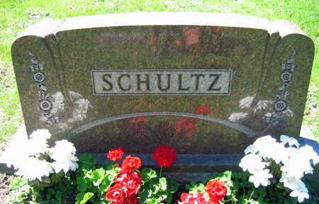 SCHULTZ, FAMILY STONE - Linn County, Iowa   FAMILY STONE SCHULTZ