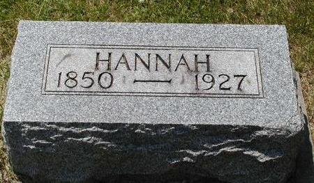 SCHULTZ, HANNAH - Linn County, Iowa | HANNAH SCHULTZ