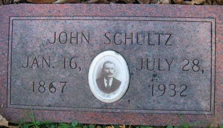 SCHULTZ, JOHN - Linn County, Iowa | JOHN SCHULTZ
