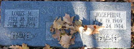 SCHULTZ, JOSPHINE - Linn County, Iowa | JOSPHINE SCHULTZ