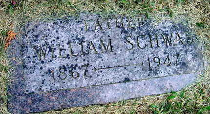 SCHWAB, WILLIAM - Linn County, Iowa | WILLIAM SCHWAB