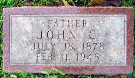 SCORPIL, JOHN C. - Linn County, Iowa | JOHN C. SCORPIL