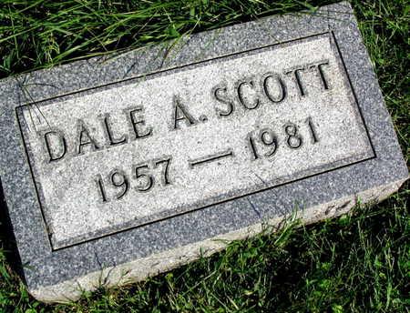 SCOTT, DALE A. - Linn County, Iowa | DALE A. SCOTT