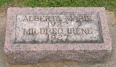 SCOTT, MILDRED IRENE - Linn County, Iowa | MILDRED IRENE SCOTT