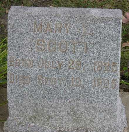 SCOTT, MARY L. - Linn County, Iowa | MARY L. SCOTT