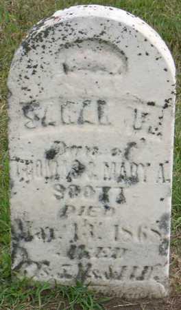 SCOTT, SARAH F. - Linn County, Iowa | SARAH F. SCOTT