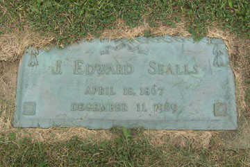 SEALLS, J. EDWARD - Linn County, Iowa | J. EDWARD SEALLS