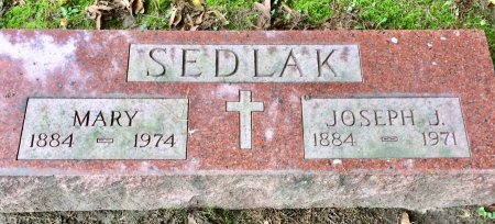 SEDLAK, JOSEPH J. - Linn County, Iowa | JOSEPH J. SEDLAK