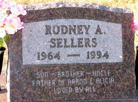 SELLERS, RODNEY A. - Linn County, Iowa | RODNEY A. SELLERS