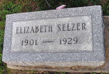 SELZER, ELIZABETH - Linn County, Iowa | ELIZABETH SELZER