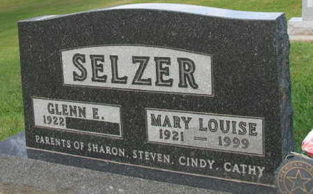 SELZER, MARY LOUISE - Linn County, Iowa | MARY LOUISE SELZER