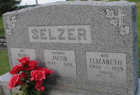 SELZER, MARY - Linn County, Iowa   MARY SELZER