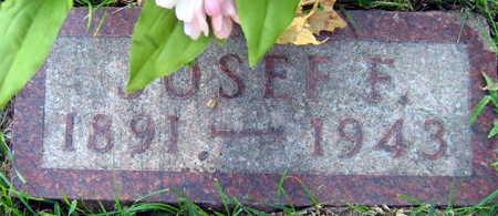 SERBOUSEK, JOSEF F. - Linn County, Iowa | JOSEF F. SERBOUSEK