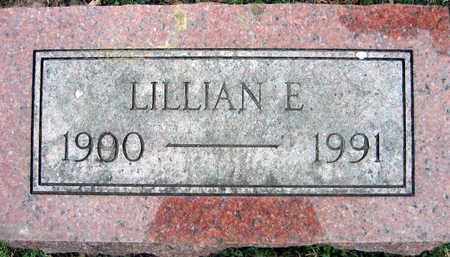 SERBOUSEK, LILLIAN E. - Linn County, Iowa | LILLIAN E. SERBOUSEK