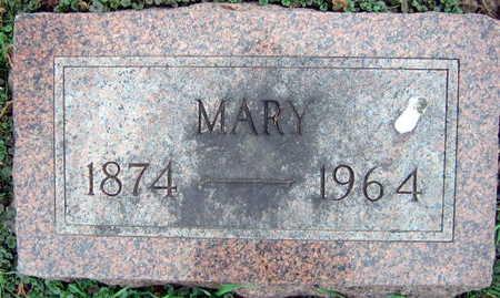 SERBOUSEK, MARY - Linn County, Iowa | MARY SERBOUSEK