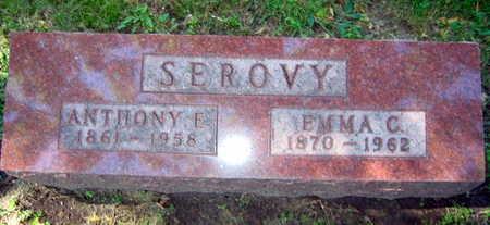 SEROVY, ANTHONY E. - Linn County, Iowa | ANTHONY E. SEROVY