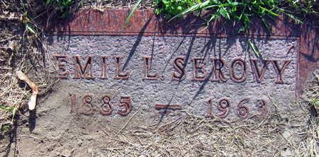 SEROVY, EMIL L. - Linn County, Iowa | EMIL L. SEROVY