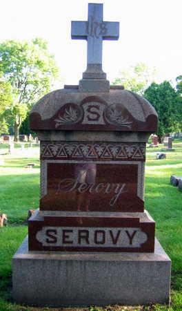 SEROVY, FAMILY STONE - Linn County, Iowa | FAMILY STONE SEROVY
