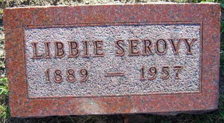 SEROVY, LIBBIE - Linn County, Iowa | LIBBIE SEROVY